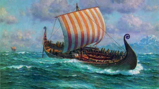 Viking Longboats - The Viking Era